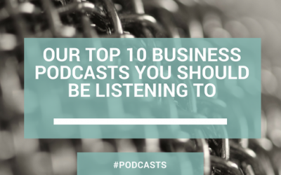 Top 10 Business Podcasts