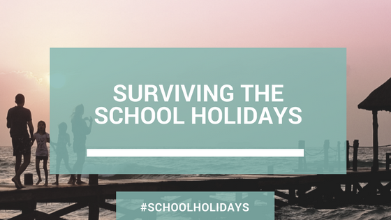 Surviving the school holidays, virtual assistant business